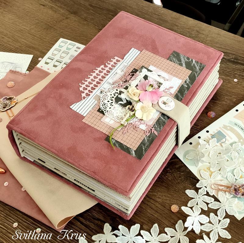 Сімейний фотоальбом, фотоальбом для дівчини, подарунок для дівчини, подарунок для мами