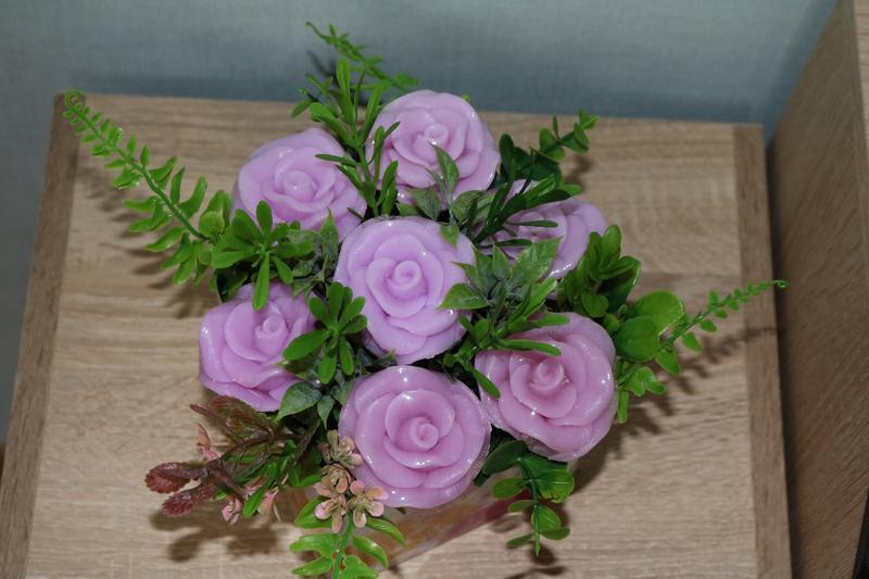 Ароматный букет Роз