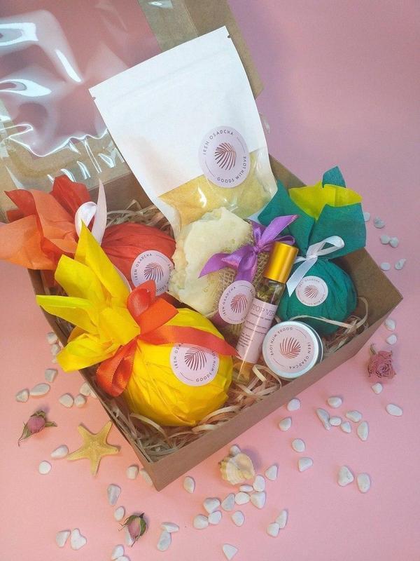 🔥Большой набор с весенними ароматами для расслабления и активизации защитных сил организма!