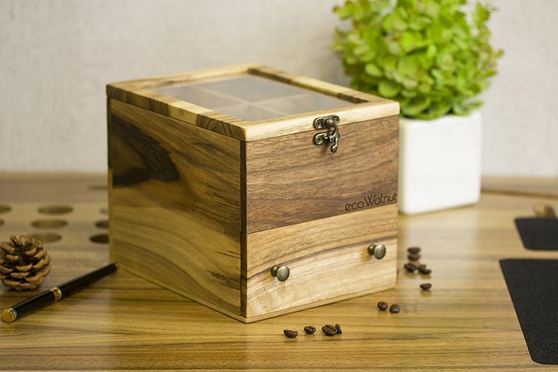 Коробочка С Ящиком Для Хранения Шкатулка Для Наручных Часов В Подарок На Юбилей Мужу