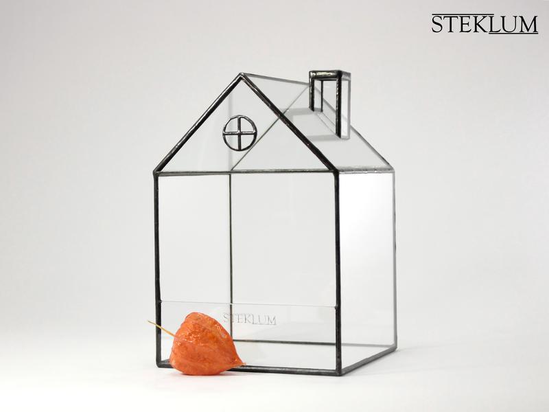 Флорариум No24 mini House