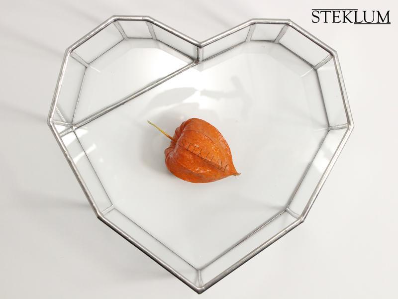 Флорариум No30 optima Heart silver