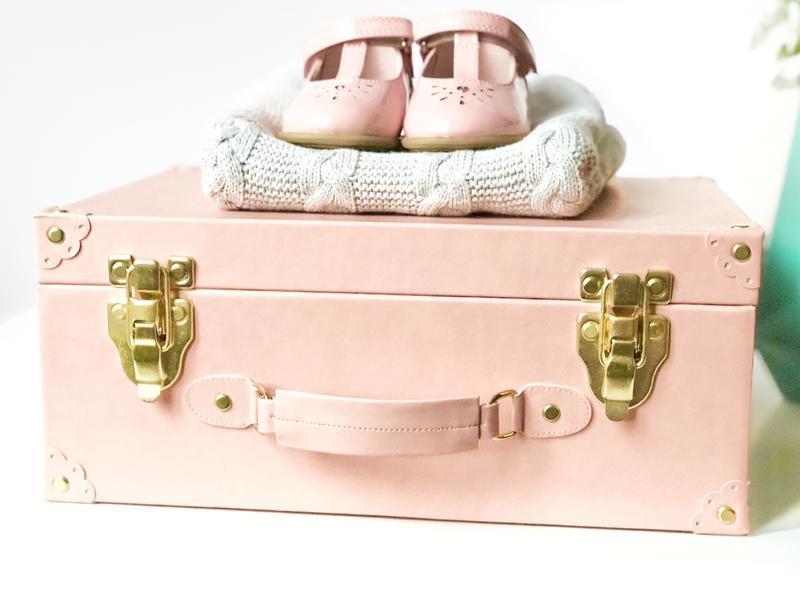 Мамины сокровища чемоданчик