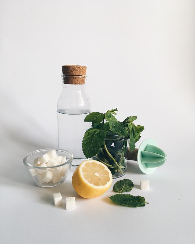 Мятное варенье (мятный сироп), 375 г
