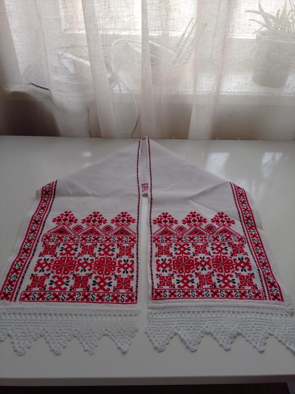 Рушник свадебный, божник