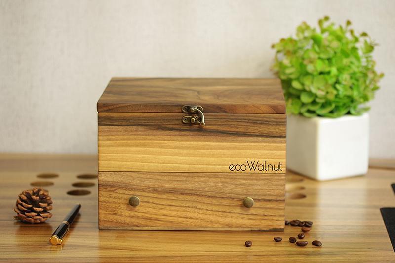 Деревянный Аксессуар Для Мужчин Женщин Коробочка Для  Часов Органайзер Для Хранения Вещей