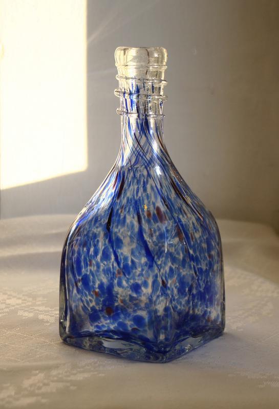 Скляна пляшка