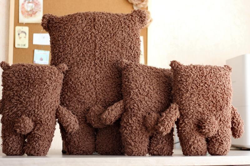 Подушка Медвежонок