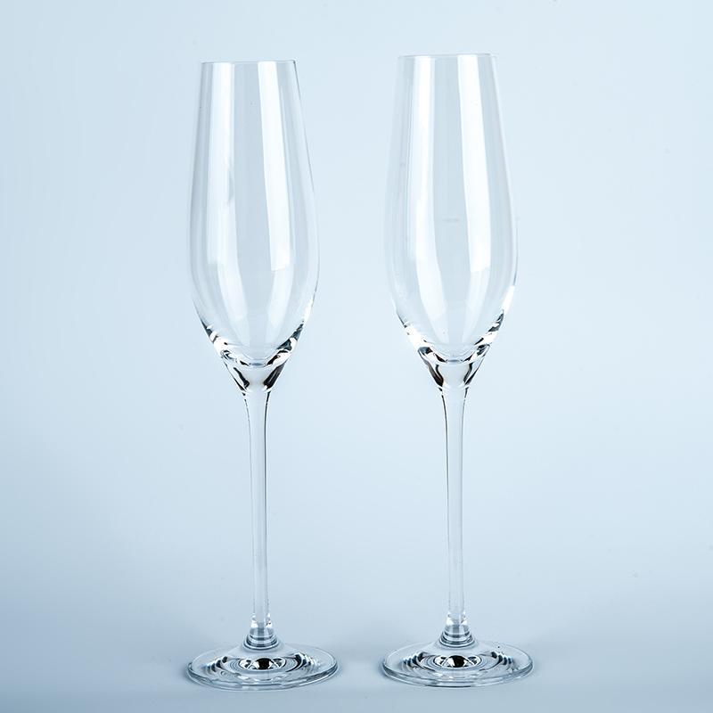 Свадебные бокалы VIP без декора (арт. WG-401)