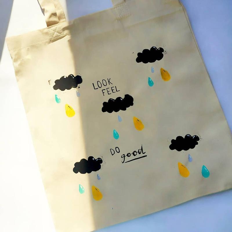 Еко сумка look feel