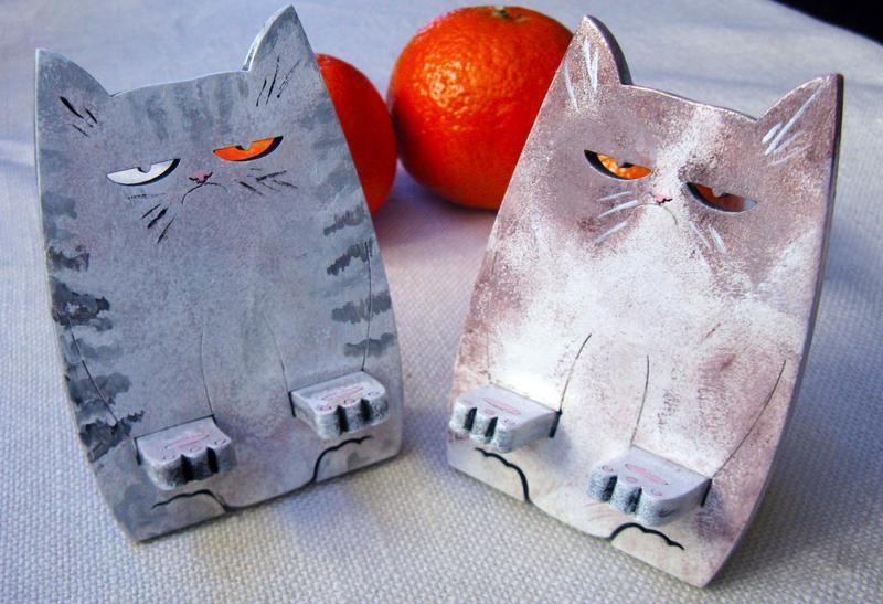 Подставка для мобильного телефона Grumpy Cat