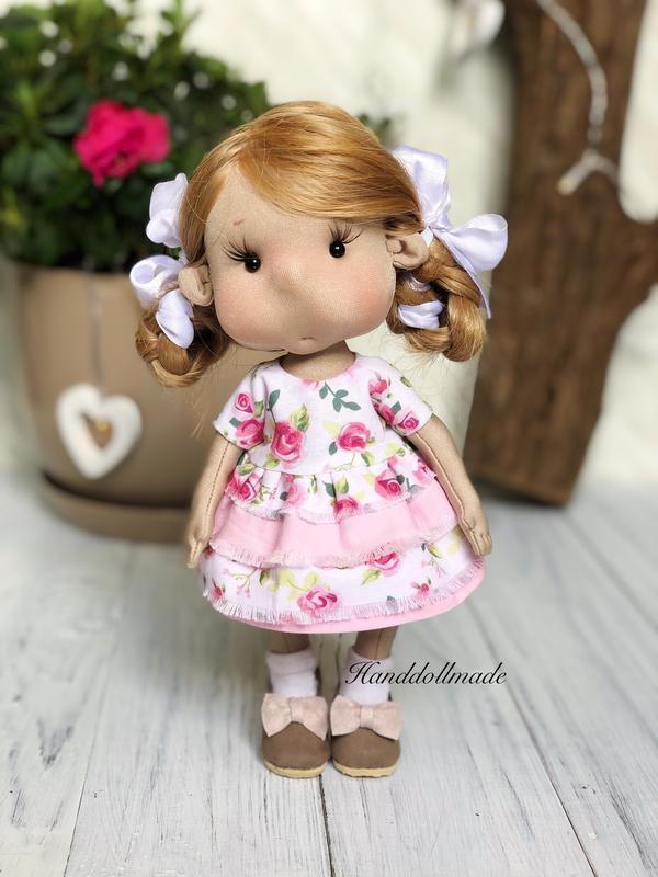 Игровая интерьерная кукла