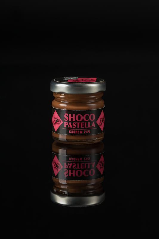 Набор из 7 шоколадных паст Shoco Pastella (по 40 грамм)