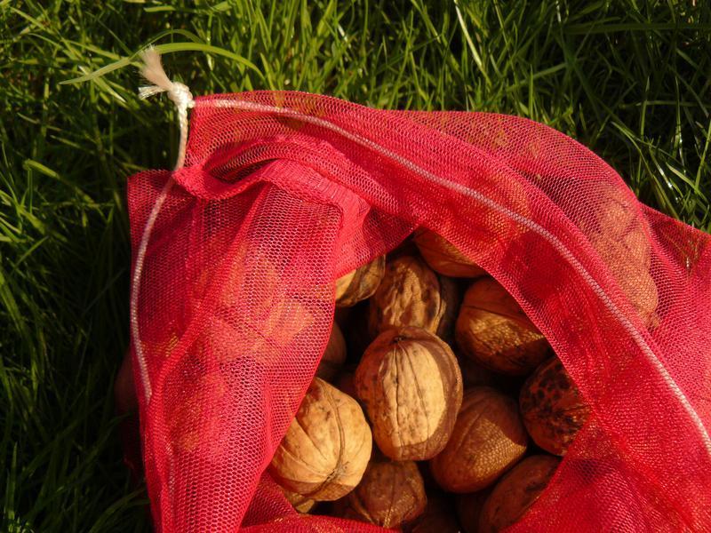 Мешочки для фруктов и овощей, торбинка