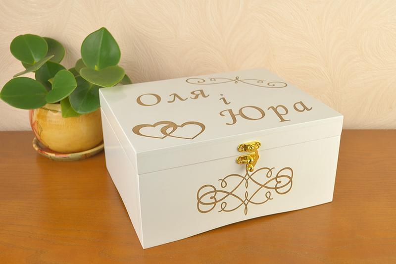 Коробка для хранения денег с отделениями , коробочка деревяная под деньги