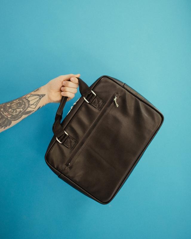 Мужская сумка для ноутбука из натуральной кожи, кожаная сумка для документов, стильная мужская сумка