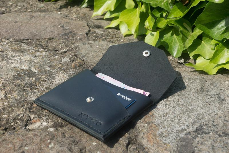 Кошелек конверт (black)