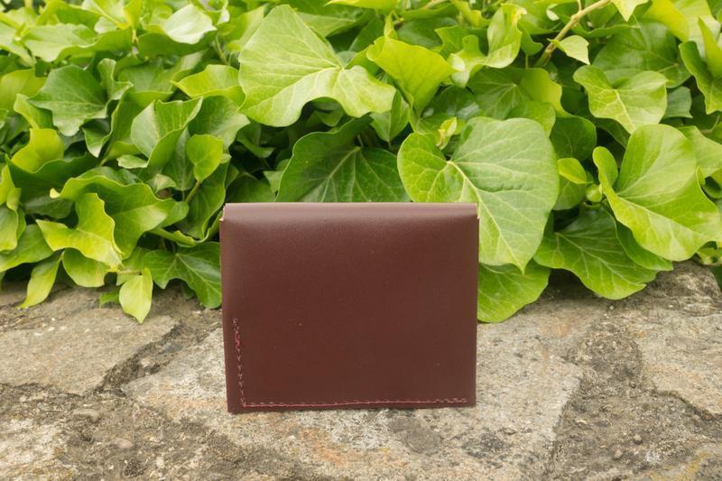 Кошелек конверт (burgundy)