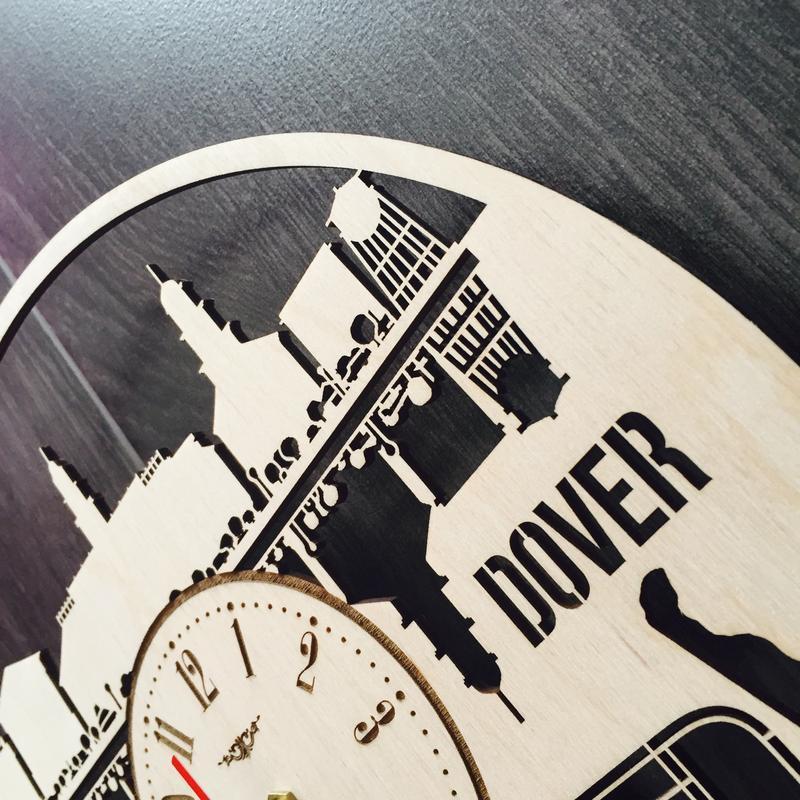 Интерьерные часы на стену «Довер, Делавэр»