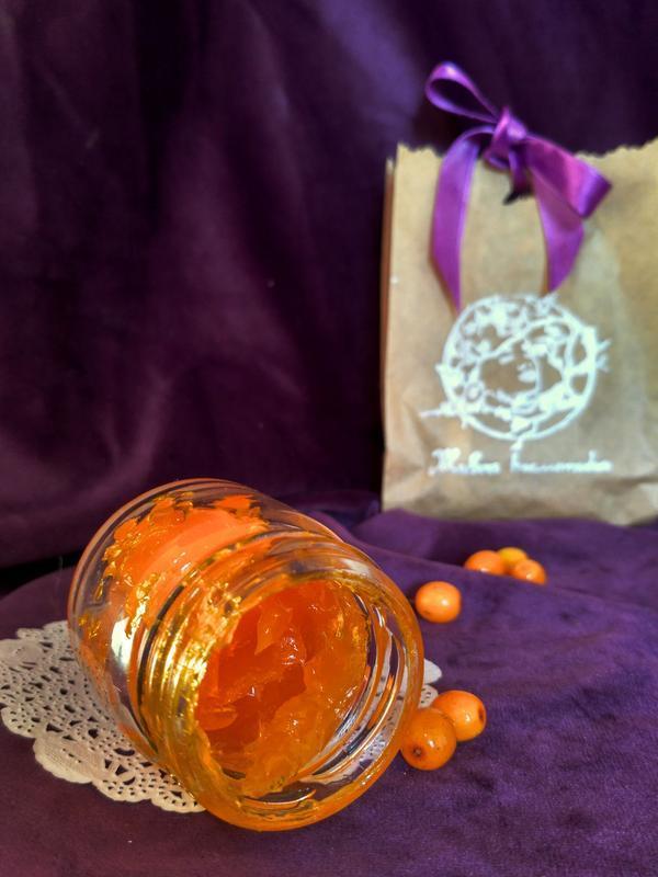 Гидрофильное масло для снятия макияжа - «облепиховое»