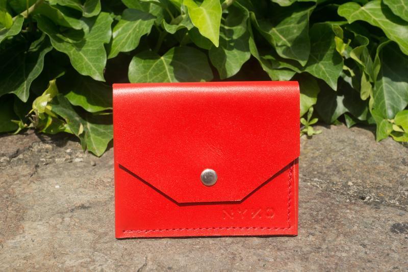 Кошелек конверт (red)