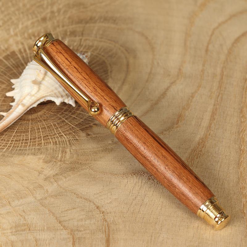 Авторучка деревянная, модель Астон - ятоба