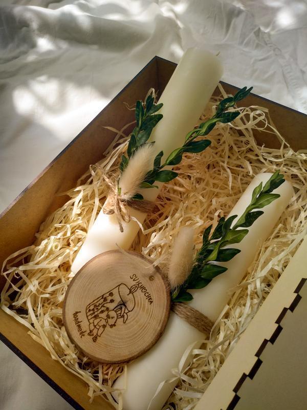Свечи на венчание | Свечи для венчание
