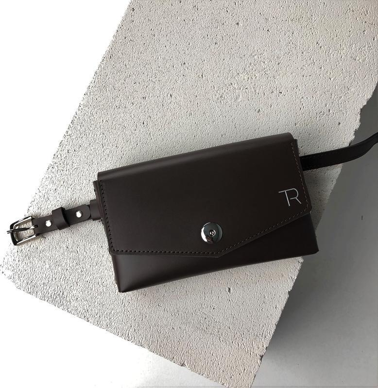 Поясна сумочка/клатч (art 40127)
