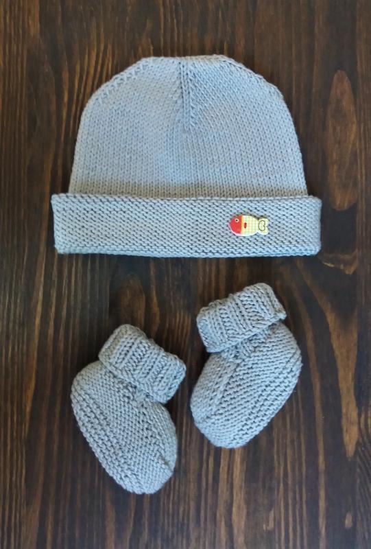 Набор для новорожденного мальчика