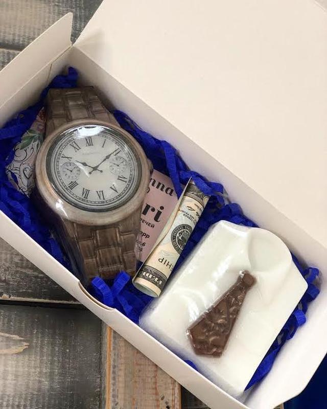 Сувенирное, подарочное, парфюмированое мыло для настоящих мужчин. Timeless success.