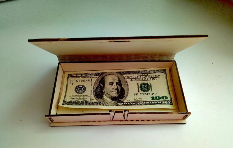 Шкатулка-конверт для грошей з дерева ВЕСІЛЛЯ, весільний конверт, дерев'яна шкатулка для прикрас