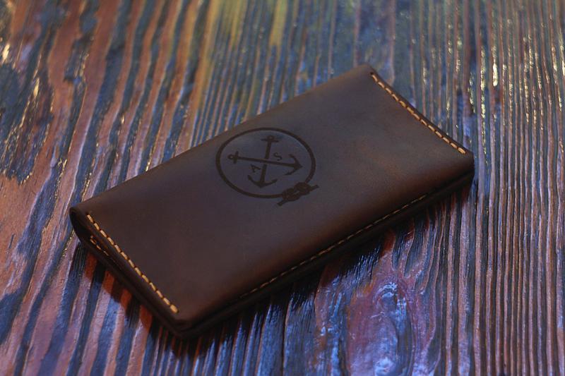 """Портмоне чоловіче -30% Знижка. Клатч """"T-Case"""" Тревел, шкіряний гаманець, гаманець, подарунок для чоловіка"""
