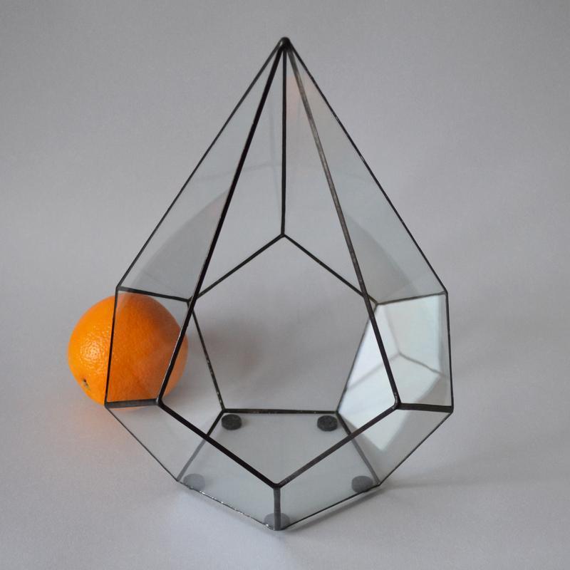 Флорариум № 4 -  Капля L