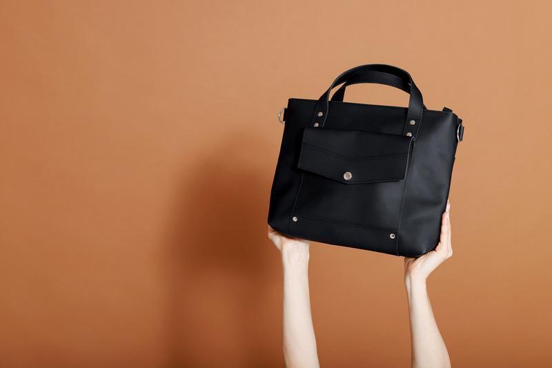 Женская сумка классическая   Красивая кожаная сумка