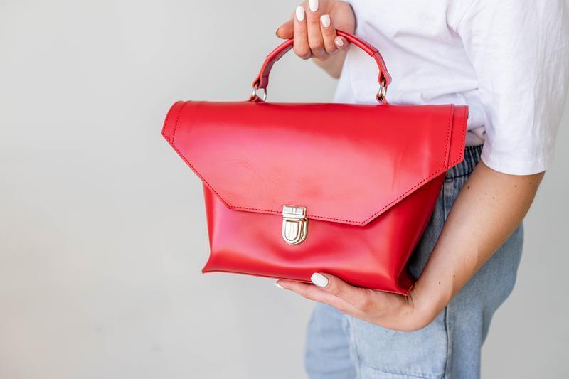 Женская сумочка и клатч   Женская сумка из натуральной кожи