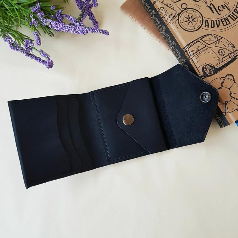 Женский кожаный кошелек Stedley мини