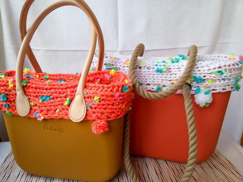 fe69b96ced79 Манжеты для сумки OBag обег (mini, classic) ручной работы купить в ...