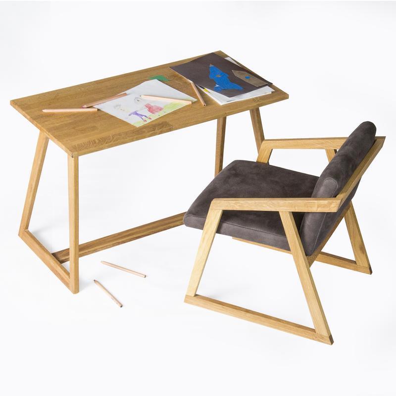 Детское кресло ОREO Kids и столик BARNI