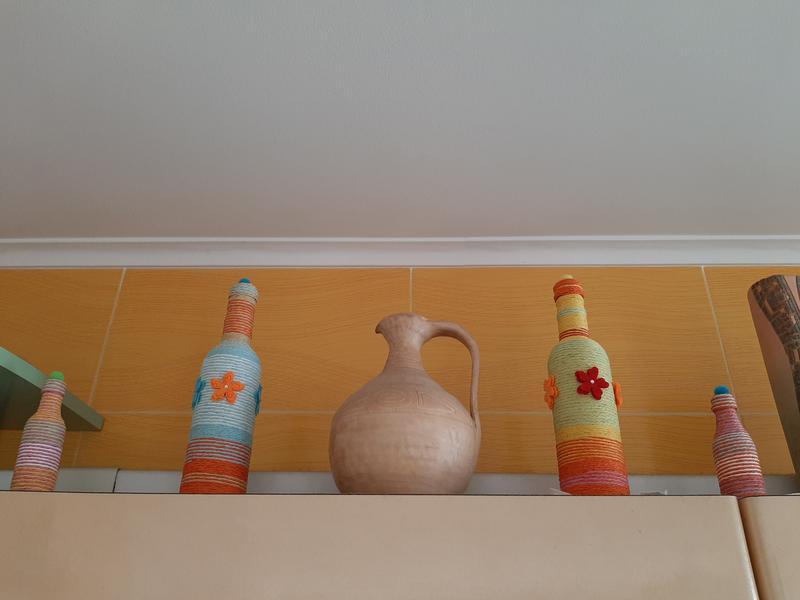 Декоративные мини-бутылочки