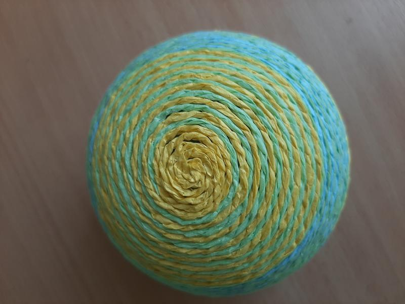 Декоративный шар - шкатулка