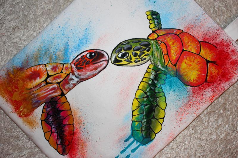 Сумка Черепахи