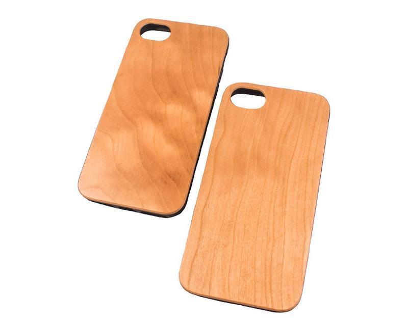 Деревянный чехол для IPhone 7 с гравировкой