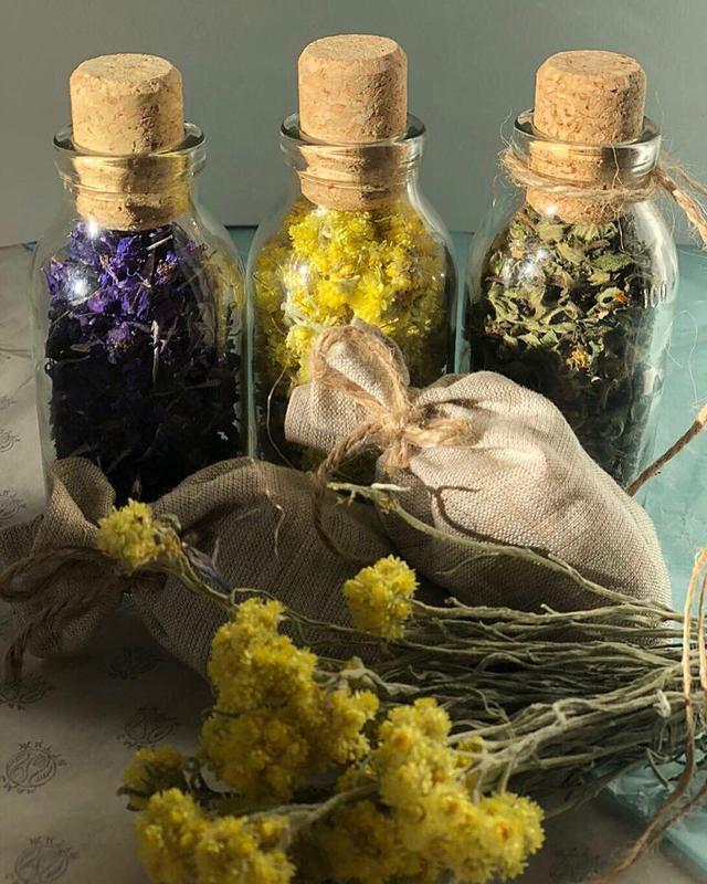 Цветочно-травяной сет «Горький»