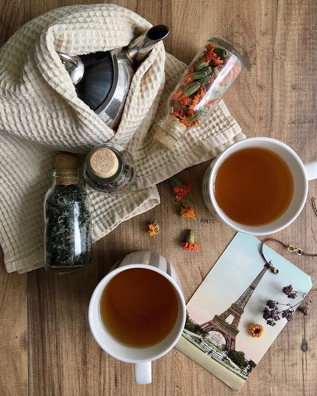 Чайный сет «Романтика»