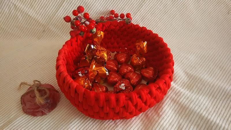 Ваза ручной работы, Подарок любимой, Конфетница, Винтажная ваза