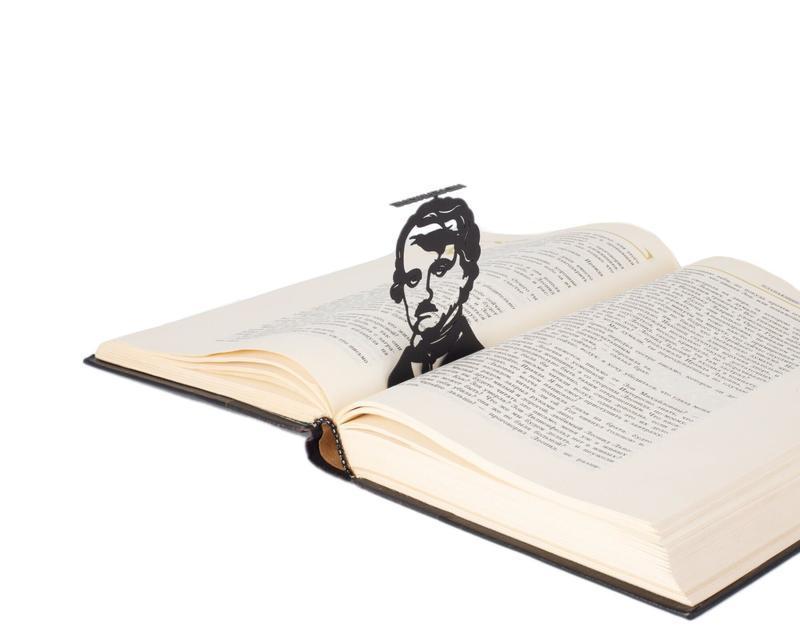 """Закладка для книг """"Эдгар По"""""""