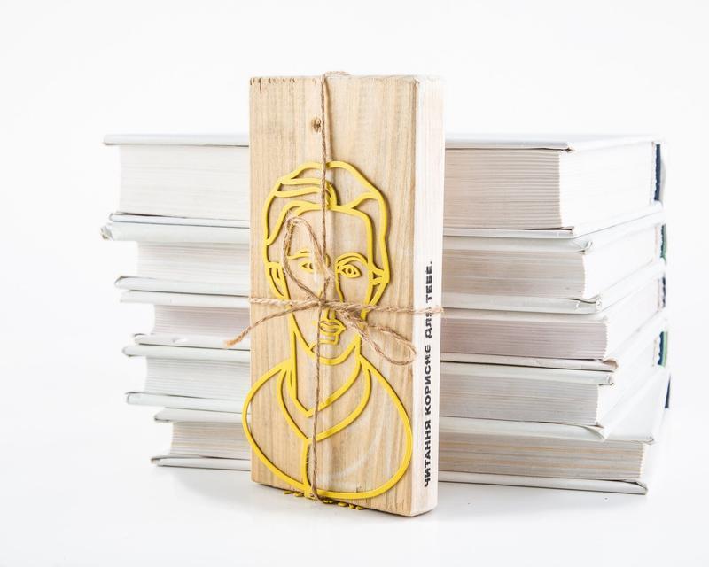 Закладка для книг «Леся Украинка»