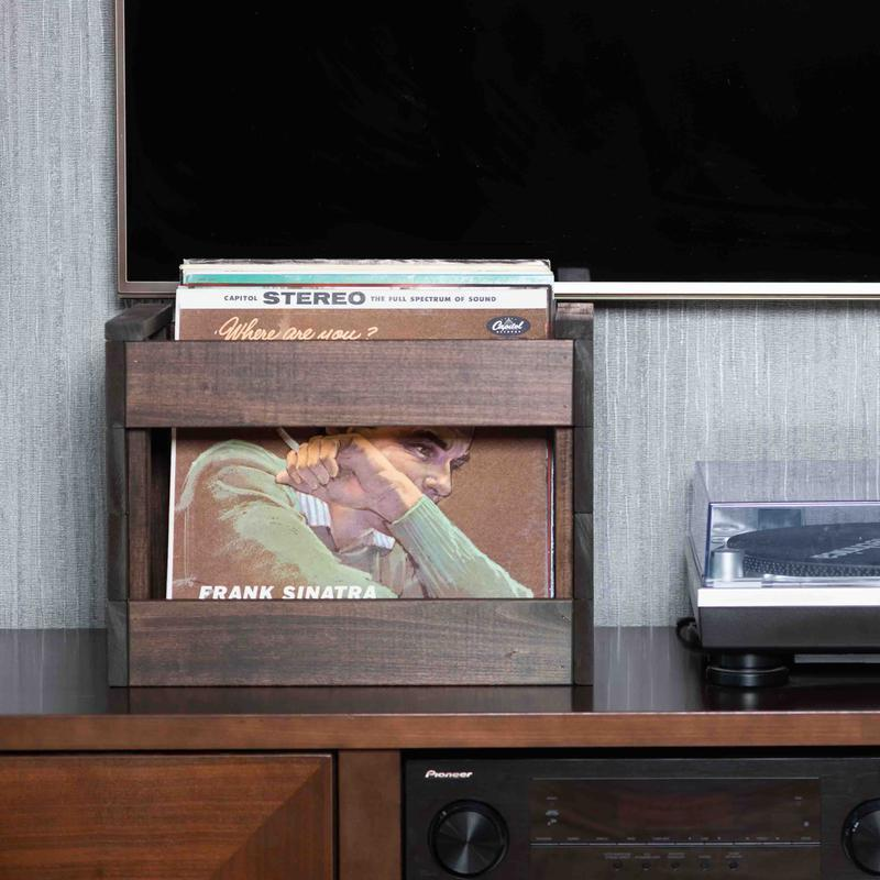 Ящик для пластинок Jazz