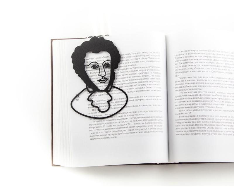 Закладка для книг «А.С. Пушкин»