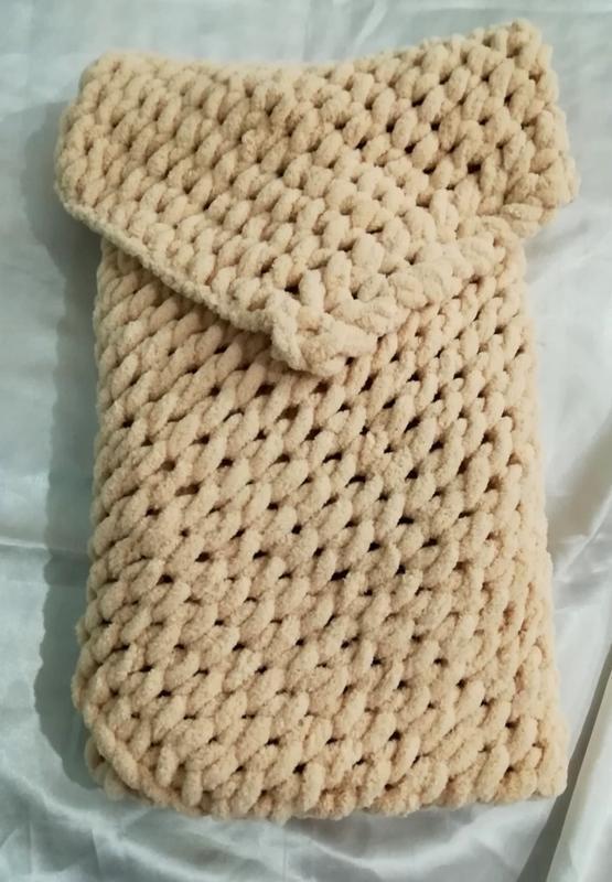 Теплый плед из плюша, нежный плед детский, плед для новорожденного, цвет - узор - размер на выбор